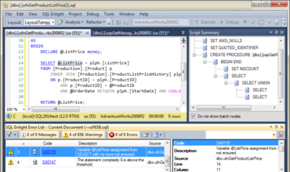 SQL Enlight 1.9.9.919